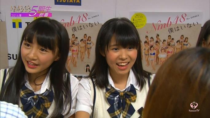 【NMB48】5期生握手会レポまとめ。みんな心を掴まれてるwww