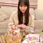 【白間美瑠】Twitterがみるるん生誕祭であふれるwモンブランめっちゃデカない?