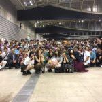 【松岡知穂】ちほちゃん、東京ラストのイベント参加。最後が多すぎて…(´;ω;`)