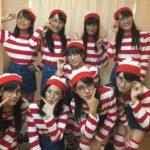 【NMB48】5期生達、AKB48加藤玲奈さんの入場演出にウォーリーとして参加www