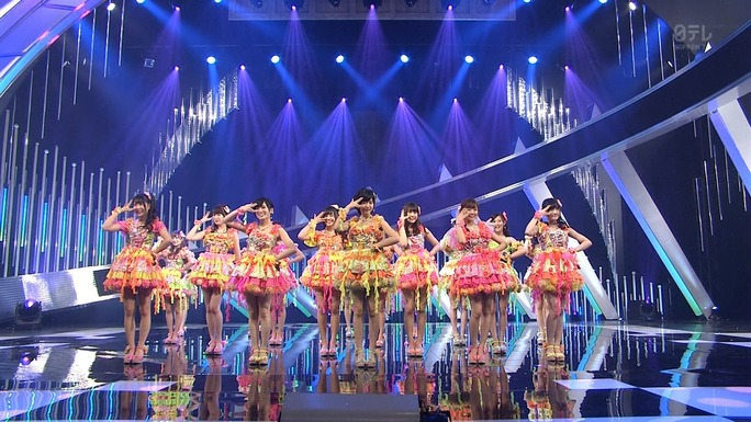 【NMB48】ベストヒット歌謡祭2016に出演。6年連続\(^o^)/