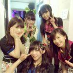 【NMB48】KawaiianTV SUPER LIVE 2016オフショット投稿。アイドルとの外交が進むwww
