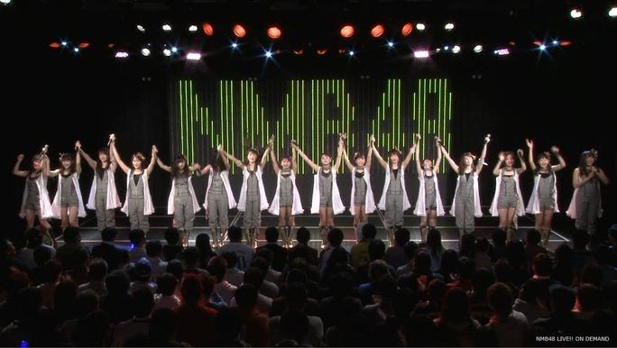 【NMB48】チームBⅡ「逆上がり」千秋楽まとめ。いい公演でした。