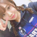 【磯佳奈江】いそちゃんリーガ プレビュー ショーで念願のサッカー番組のレギュラーに!