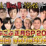 【山本彩】ごぶごぶ正月SP2017にさや姉が!1月1日(日)深夜0時30分放送。