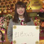 【渋谷凪咲/山本彩】年末年始特番番宣がYoutubeに。なぎさにとってさや姉とは「虹色のシャクレ」www