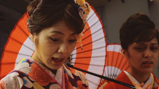 【渋谷凪咲】なぎちゃんがじゃんけん4位でおばあちゃんになってしもうたそうな…(ノД`)
