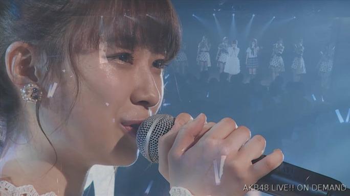【小笠原茉由】まーちゅん最後の一曲は「卒業旅行」NMB48一期生からビデオメッセージも。