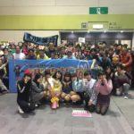 【黒川葉月】はーこ、大阪最後のイベント出演を終える。
