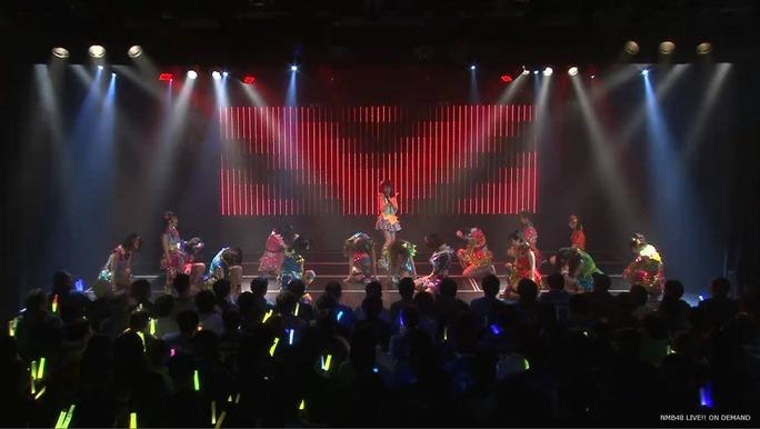 【NMB48】「僕以外の誰か」チームNVer.劇場で披露!なーみのソロパートめっちゃエエやん!