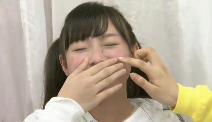 【NMB48】午後ゴーゴゴーゴゴ、すずの姉譲りのリアクションにココナ号泣きwwww