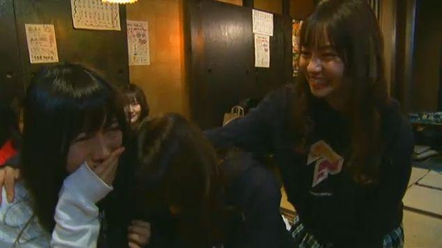 【NMB48】チームM忘年会はヤバイ話しからの号泣祭りwちょっともらい泣きかけたww