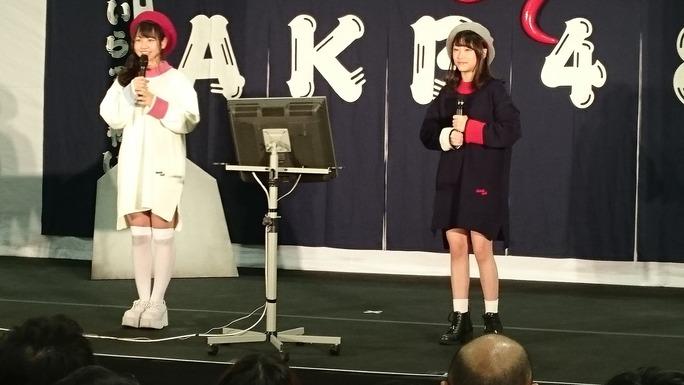 【NMB48】握手会気まぐれオンステージレポ画像など。ゆずななの「今ならば」と三田・百花のチューが話題にwww