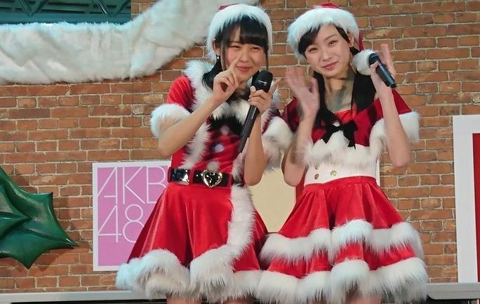 【NMB48】幕張メッセ気まぐれオンステージ・2S撮影会現地レポPart1。みんなサンタでメリクリやで〜