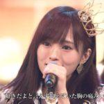 【NMB48】「夢の紅白選抜」山本彩1位やったー!NHK紅白歌合戦キャプ画像