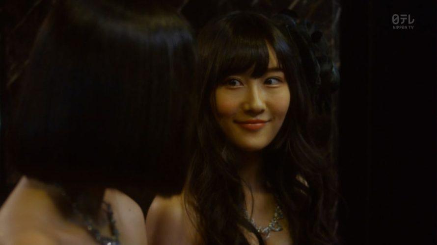 【NMB48】イケイケタトゥーが最後にデレたキャバすか学園最終回キャプ画像。