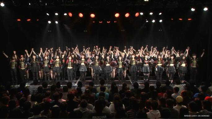 【NMB48】新春特別公演まとめ。やまりなのめだか師匠ネタでチームワークの良さを見せるww