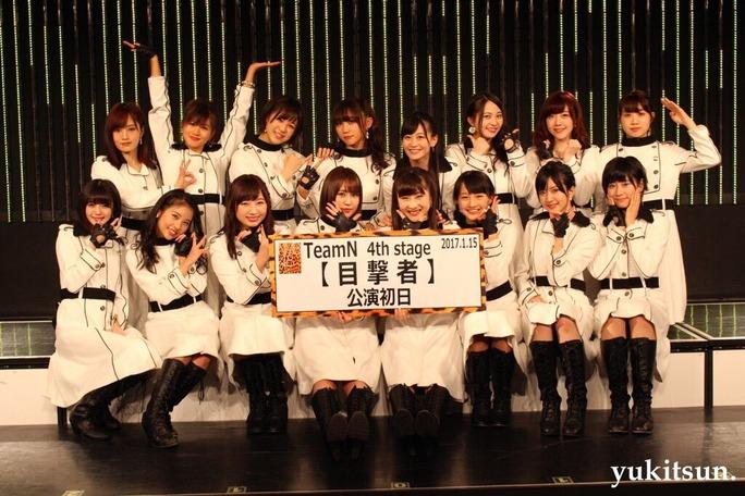 【NMB48】チームN初日ニュースまとめ。さや姉、あーやんに辛口採点も「今後への期待が大きすぎるゆえの点数」