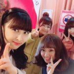 【NMB48】卒業生によるプチ3期会が開かれた模様w同期って良いもんだ。