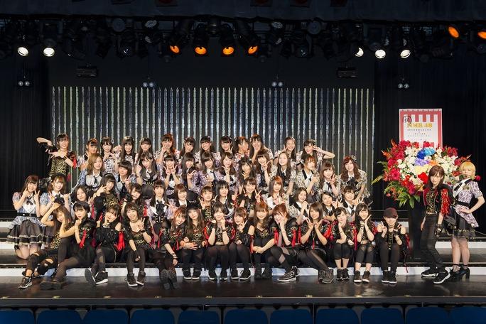 【NMB48】金子支配人ぐぐたす投稿『2017新春特別公演 NMB48劇場6周年』