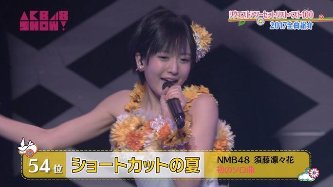 【NMB48】AKB48SHOW!リクエストアワー全曲紹介NMBまとめ。