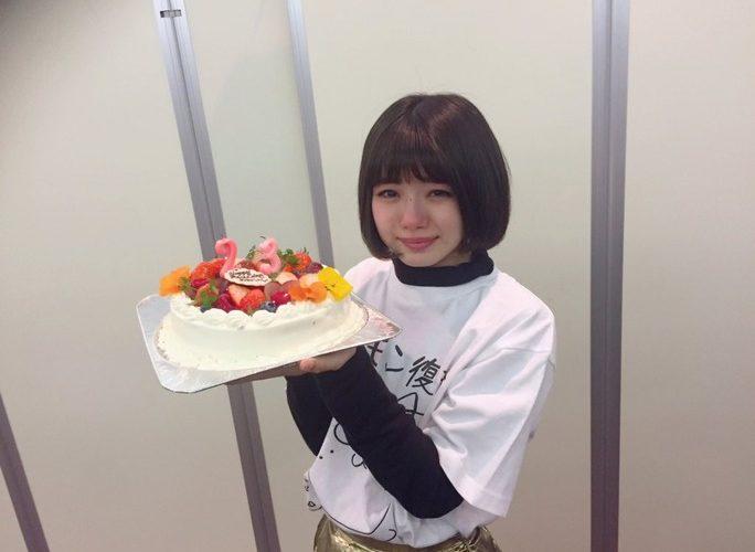 【市川美織】みおりん23歳のお誕生日!サプライズに号泣きwおめでとう(^^)
