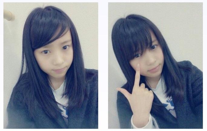 【岩田桃夏】前髪なしバージョンのももるんがめっさ可愛いw(前髪がダメだとは言ってない。)
