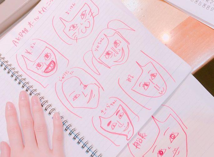 【白間美瑠】みるるん出演AKB48のオールナイトニッポン実況・感想など。