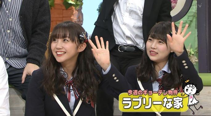 【植村梓/薮下柊】2/18土ダメキャプ。NMB48と縁が深い芸人さんだらけw