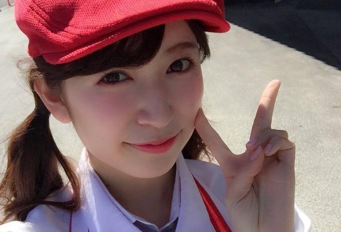 【吉田朱里】アカリン、イオンモール幕張新都心kandoグランドオープンイベントに出席。