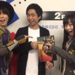 【石塚朱莉】あんちゅ連載、ぴあ関西版WEB「劇団石塚朱莉」第三回前半が公開。