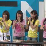 【NMB48】「誰かのために」プロジェクト京セラドームニコ生「もぐもぐさんが通る」キャプと現地レポ。ドーム内でAKIRA先生人気爆発w