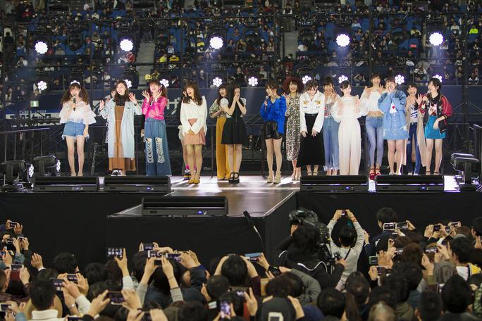 【NMB48】3/11京セラドームイベント・よしもとニュースセンターで記事配信。
