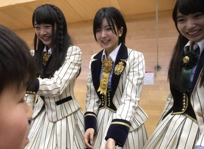【NMB48】3/4被災地訪問・現地画像などまとめ。NMBからは吉田朱里、太田夢莉、山本彩、矢倉楓子、山本彩加、須藤凜々花の6名。