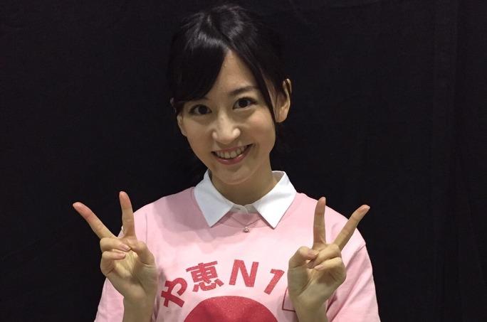 【上西恵】4/18(火)DVD&Blu-ray「生涯上西宣言」が発売決定!