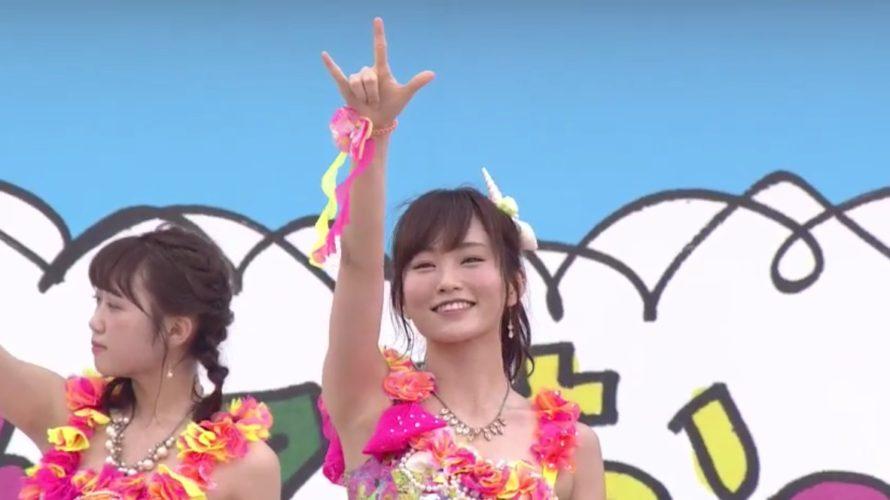【NMB48】第9回沖縄国際映画祭KawaiianTV presentsスペシャルステージニコ生キャプ画像