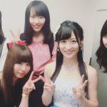 【NMB48】上西恵卒業コンサートに卒メンやINAC神戸の選手なども来場。