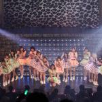 【NMB48】藤江れいな卒業コンサート金子支配人ぐぐたす投稿オフショット。