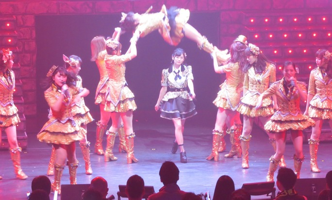 【NMB48】上西恵卒業コンサート~やっぱり恵ちゃんがナンバーワン~金子支配人レポ画像【随時更新】