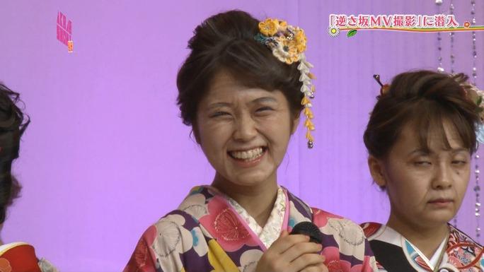 【渋谷凪咲】なぎさ出演、AKB48SHOW!じゃんけん民「逆さ坂」で登場。