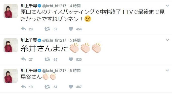 【NMB48】プロ野球開幕!メンバー応援・実況ツイートまとめw