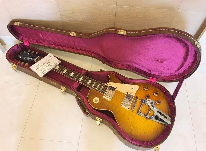 【山本彩】さや姉、GLAY・TAKUROさんからギターを贈られるwこりゃすごいw