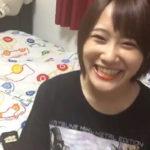 【城恵理子】ジョーちゃん、明日よろしく!研究生時代の話で泣いちゃったw月曜はあやてぃんにバトン。