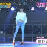【NMB48】NMB48密着!8000秒 オールメンバー出てくんでSP RUNWAY SAE MURASE SELECTIONキャプ。みぃーきスゴw