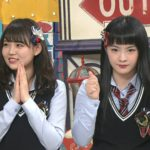 【植村梓/中野麗来】あずさ・れいちぇる、出演5月27日土ダメキャプ画像。