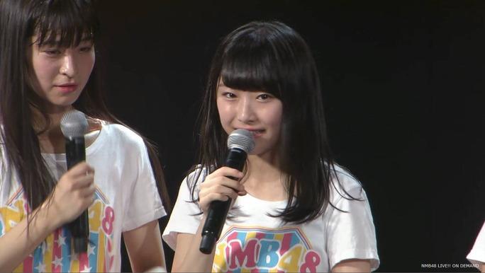 【西仲七海】なーみの卒業公演は6/22のteamM「アイドルの夜明け」に決定。