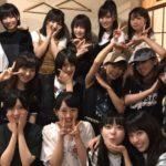 【NMB48】チームNがみんなでご飯。けいっちしゅうも一緒に。