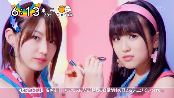 【NMB48】「願いごとの持ち腐れ」カップリング各曲のMVが解禁。ZIP!ではゆーりとりりぽん参加曲が紹介。