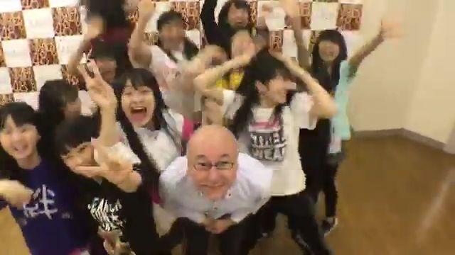 【NMB48】公式ツイッター最初の投稿はつるぴかな金八先生スタイルの動画www