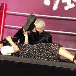 【NMB48】5/14気まぐれステージの1S動画などその1。百花ジョーちゃんに腕十字w